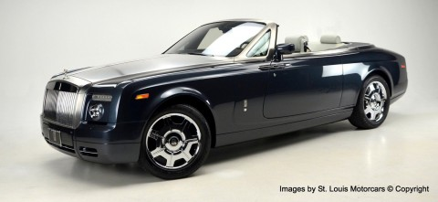 2009 Rolls Royce Phantom Convertible for sale