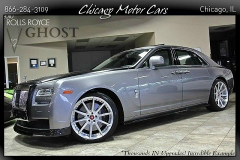 2010 Rolls Royce Ghost 4dr Sedan for sale