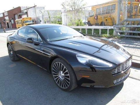 2012 Aston Martin Rapide 5.9L V12 Auto Rear Wheel Drive Lux 4dr Sedan for sale