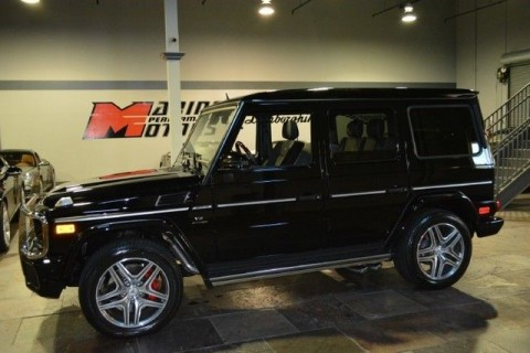 2013 Mercedes Benz G Class G63 AMG for sale