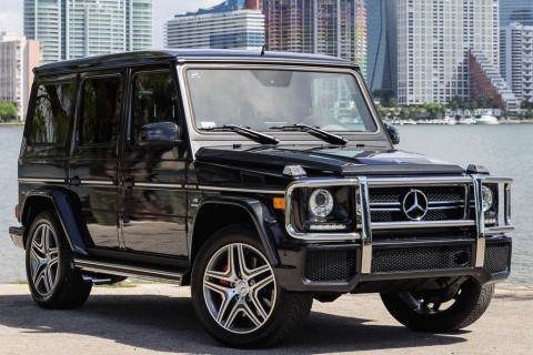 2013 Mercedes Benz G Class G63 AMG® for sale