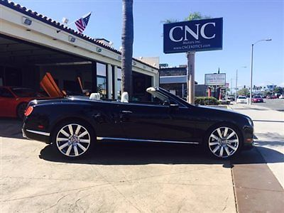 2014 Bentley Continental GT 2dr Convertible for sale