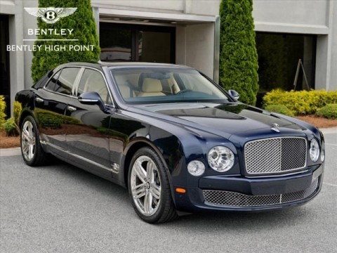 2014 Bentley Mulsanne for sale