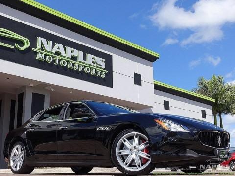 2014 Maserati Quattroporte Sport GTS for sale