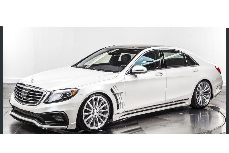 2014 Mercedes Benz S Class Wald Black Bison For Sale