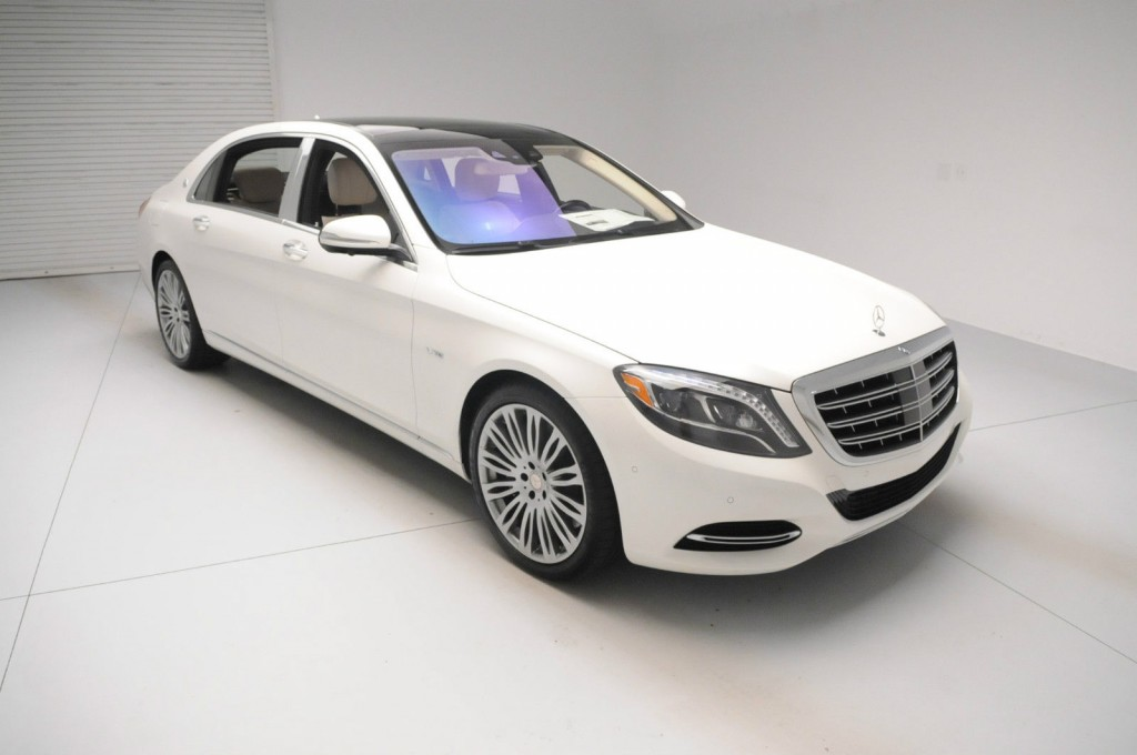 2016 Maybach S600 For Sale
