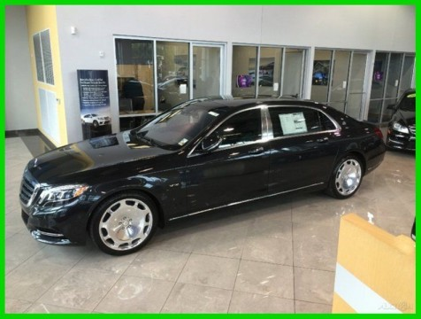 2016 Mercedes Benz S Class New 2016 Mercedes Maybach S600x Exclusive Rare for sale