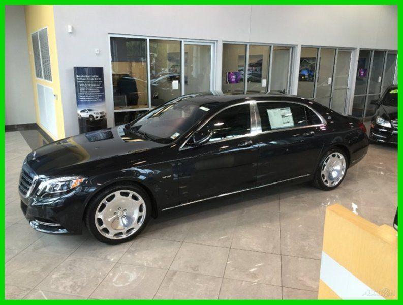 Fast Awd Cars >> 2016 Mercedes Benz S Class New 2016 Mercedes Maybach S600x ...