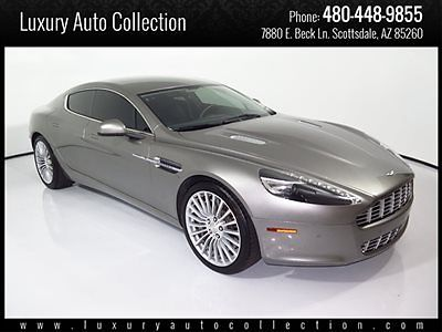 2011 Aston Martin Rapide 4dr Sedan Automatic Luxury for sale