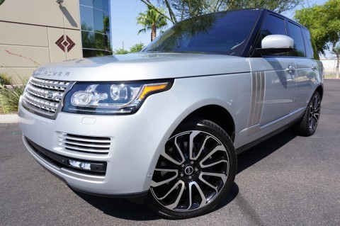 2014 Land Rover Range Rover 14 Supercharged Autobiography Full Size ATB for sale