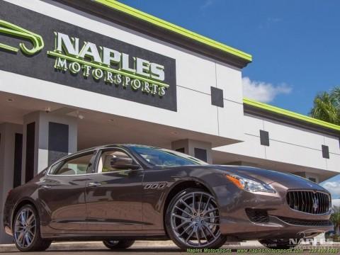 2014 Maserati Quattroporte Sport GT S for sale