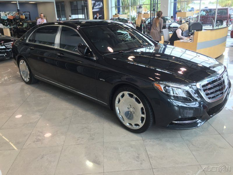 benz s class new 2016 mercedes maybach s600x exclusive rare for sale