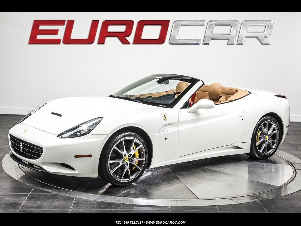 2010 ferrari california for sale. Black Bedroom Furniture Sets. Home Design Ideas