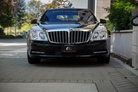 2012 Maybach 57 for sale