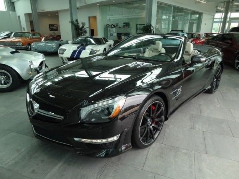 2013 Mercedes Benz SL Class SL65 AMG for sale