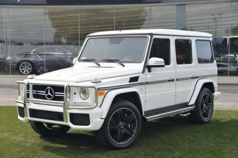2014 Mercedes Benz G Class 4dr Sedan for sale