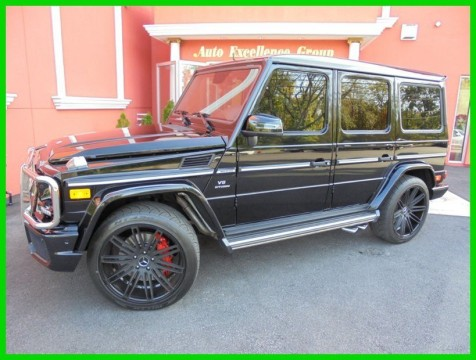 2014 Mercedes Benz G Class G63 AMG 4MATIC for sale