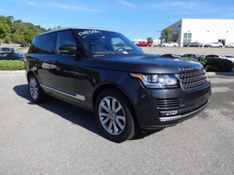 2015 Land Rover Range Rover Td6 for sale