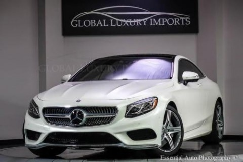 2015 Mercedes Benz S Class S550 4MATI for sale