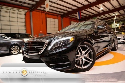 2015 Mercedes Benz S Class S550 Sport for sale