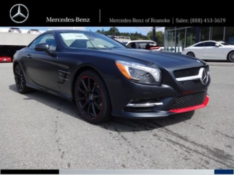 2015 Mercedes Benz SL Class SL550 for sale