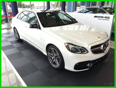 2016 Mercedes Benz 2016 Mercedes Benz E63 AMG S Fast Luxury Sport AWD for sale