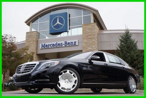 2016 Mercedes Benz S Class Maybach S600 for sale