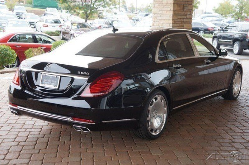 2016 mercedes benz s class maybach s600 for sale for Mercedes benz s class 600