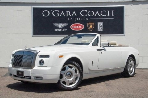 2009 Rolls Royce Phantom 2dr Convertible for sale