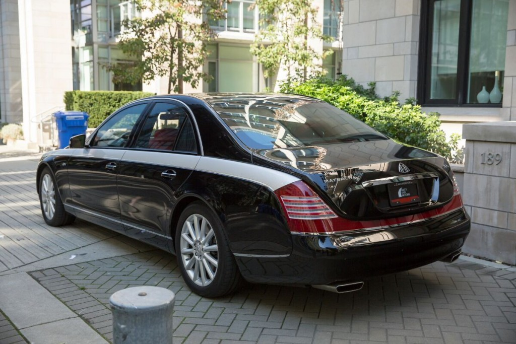 2012 maybach 57 s for sale. Black Bedroom Furniture Sets. Home Design Ideas
