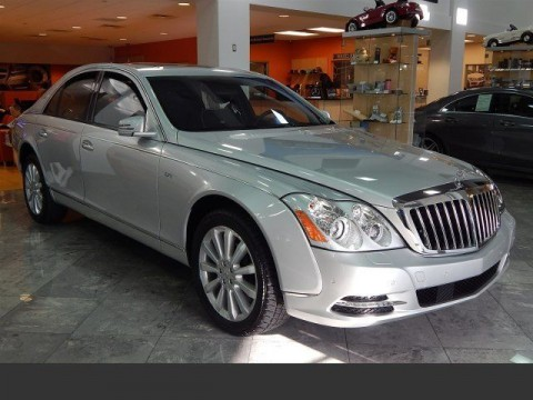 2012 Maybach 57 S Turbo 6L V12 36V for sale