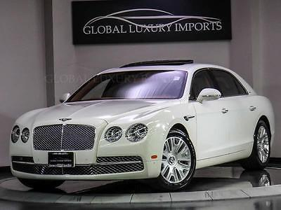 2014 Bentley Flying Spur Sedan 4-Door for sale