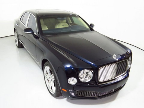 2014 Bentley Mulsanne 4dr Sedan for sale