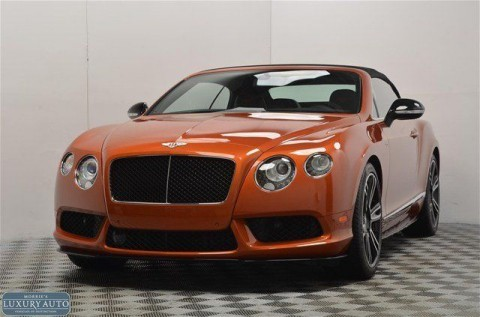 2015 Bentley Continental GT V8 S for sale