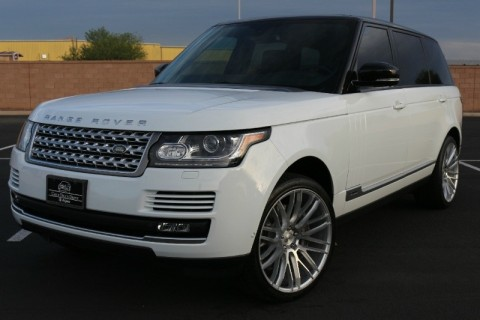 2015 Land Rover Range Rover SUV for sale
