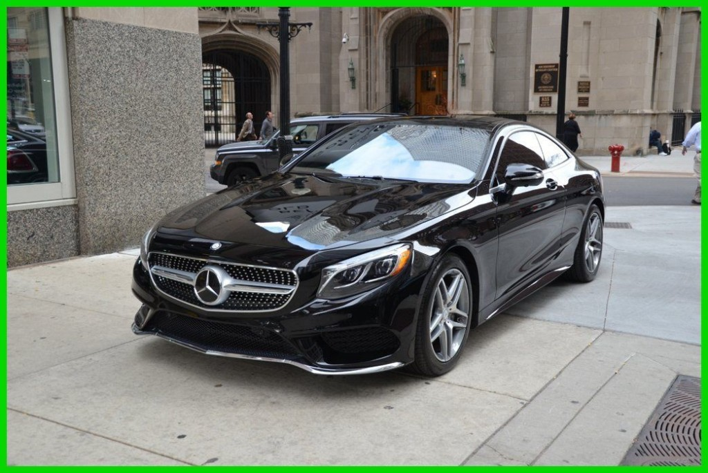 2015 mercedes benz s class s550 4matic coupe for sale. Black Bedroom Furniture Sets. Home Design Ideas