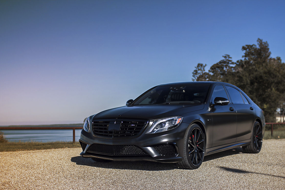2015 Mercedes Benz S Class S63 AMG For Sale
