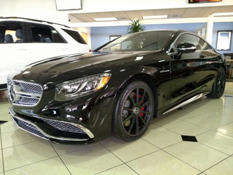 2016 Mercedes Benz AMG S65 for sale