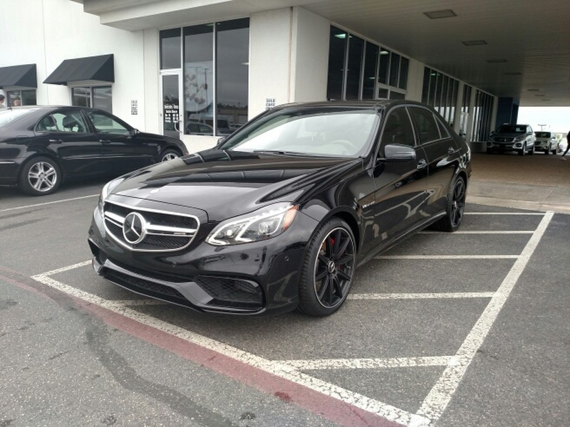 2016 mercedes benz e63 amg s model for sale for Mercedes benz e63 for sale
