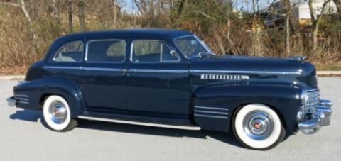 1942 Cadillac Series 75 Fleetwood 7 Passenger Limo for sale