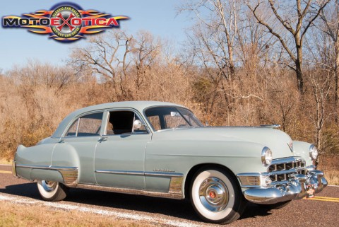 1949 Cadillac Series 62 Sedan for sale
