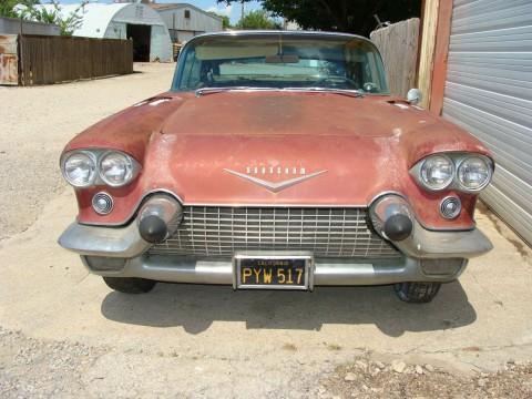1957 Cadillac Eldorado Brougham #346 Project for sale