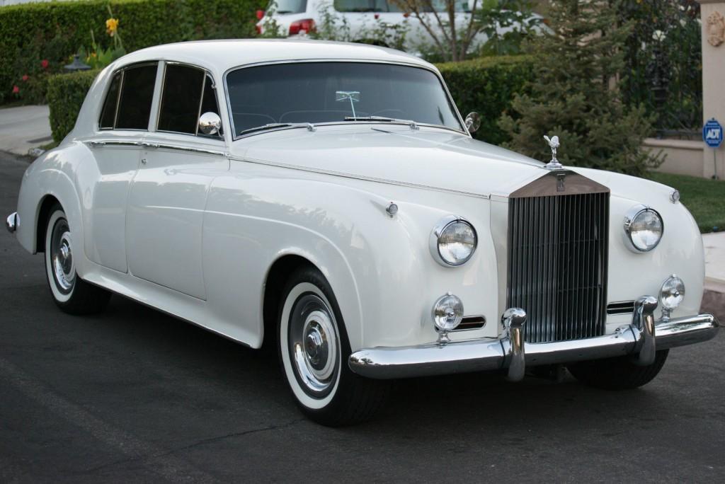 1957 rolls royce silver cloud i for sale. Black Bedroom Furniture Sets. Home Design Ideas