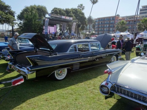 1958 Cadillac Fleetwood Limo for sale