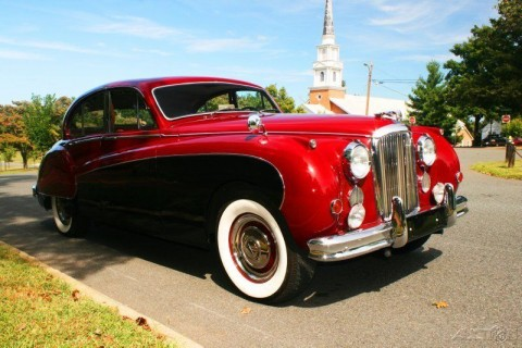 1959 Jaguar Mark IX Sedan for sale
