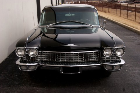1960 Cadillac Fleetwood Limousine 1 of 832 for sale