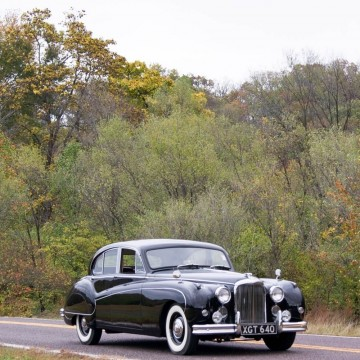 1960 Jaguar Mark IX Restomod for sale