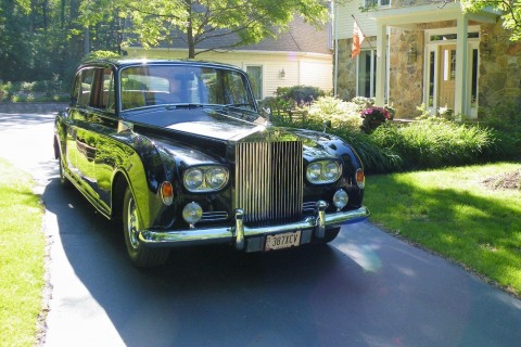 1960 Rolls Royce Phantom V Coach Built LIMOUSINE for sale