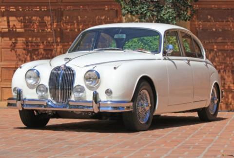 1963 Jaguar MK II 3.8 Sedan for sale