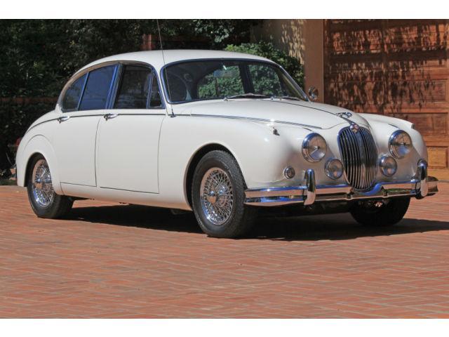 Jaguar Mk Ii Sedan Luxury Cars Forsale on Double Overhead Camshaft Engine